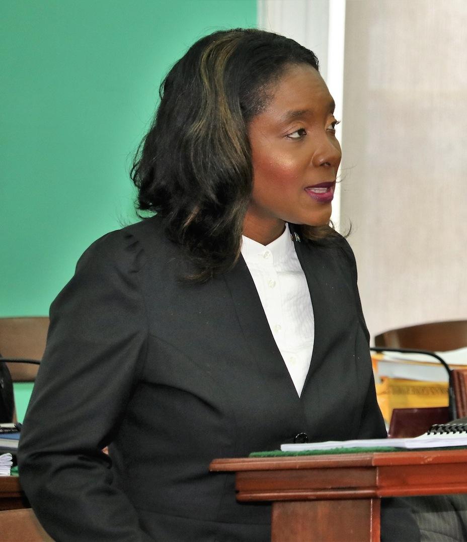 MOYSC Minister Lanisha Rolle – House of Assembly June 12 ...